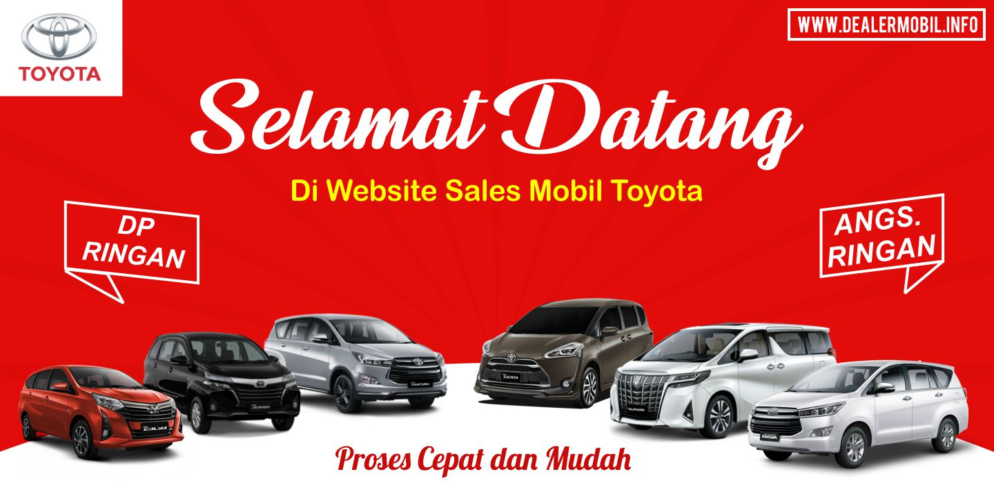 Banner Website Sales Toyota
