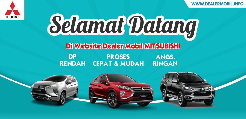Banner Dealer Mitsubishi