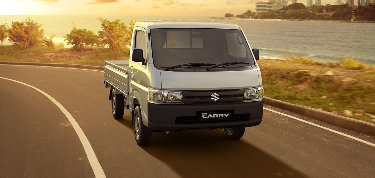 Spesifikasi Dan Harga Suzuki New Carry PU