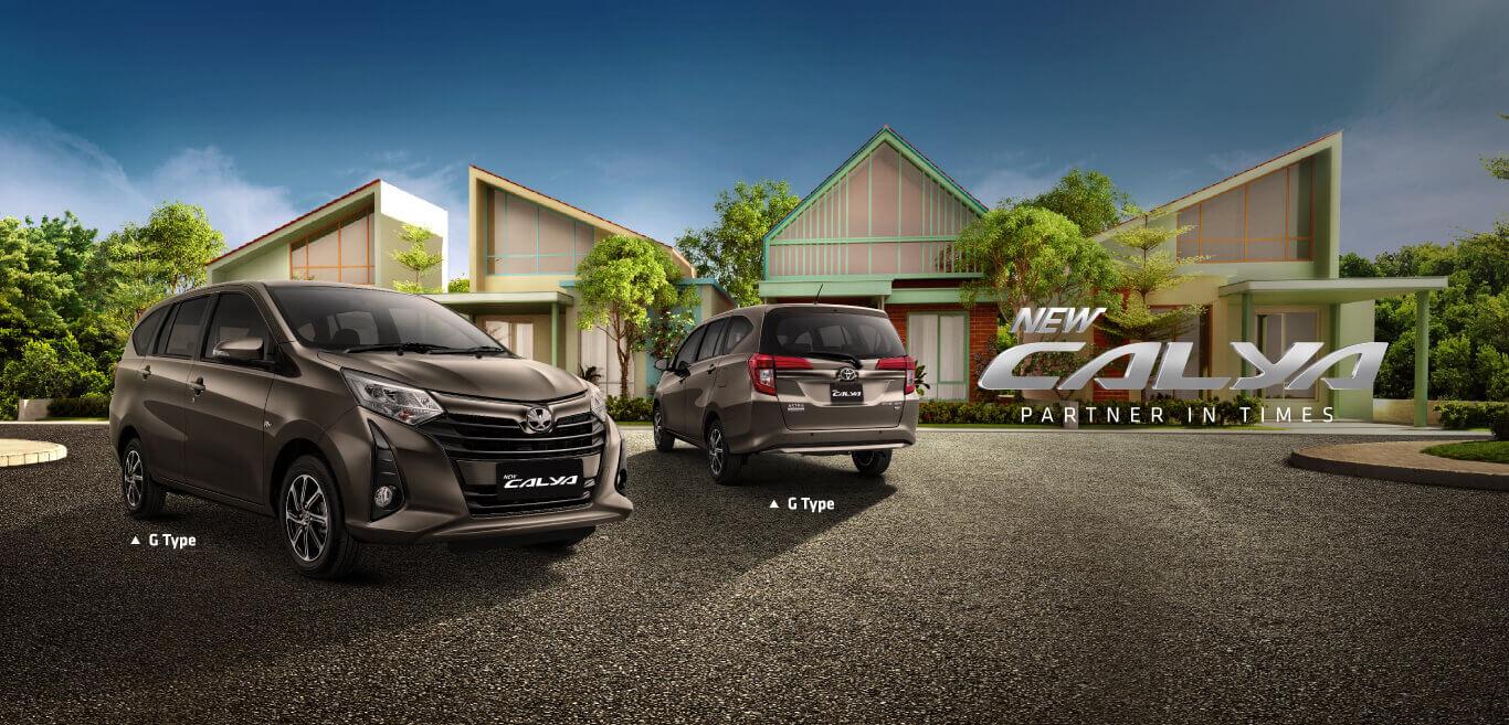Spesifikasi Dan Harga Toyota Calya