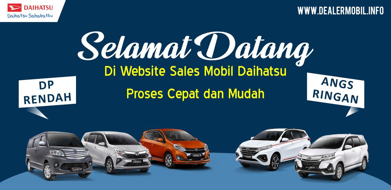 Banner All New Terios Di Dealer Daihatsu Klaten