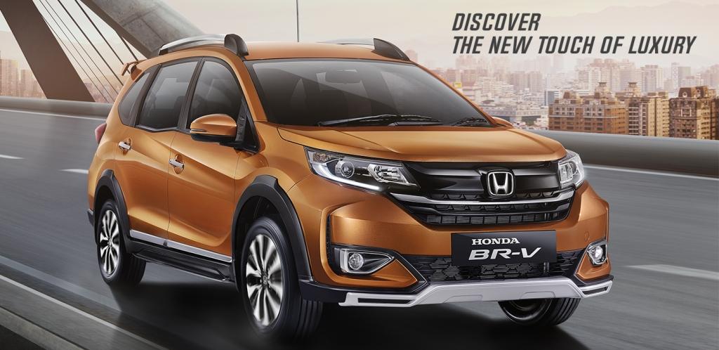 Spesifikasi Dan Harga Honda BR-V