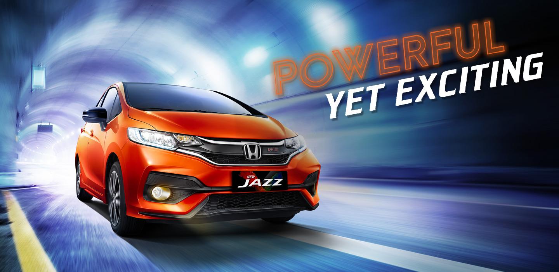 Spesifikasi Dan Harga Honda Jazz