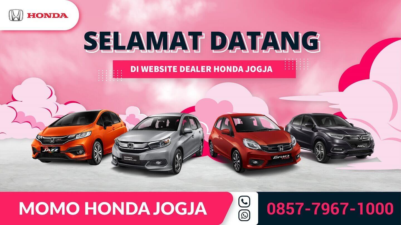 Dealer Honda Jogja