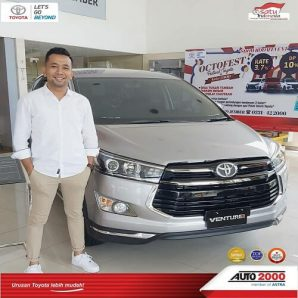 Profile Sales Azis Dealer Toyota Jember