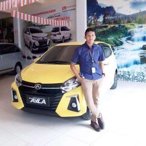 Profile Sales Roma Irwan Dealer Daihatsu Pangkalan Bun