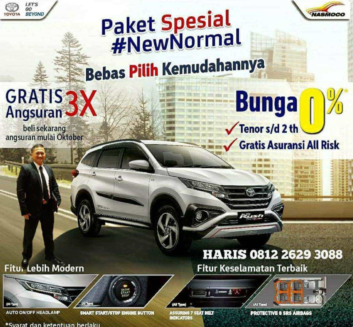 Promo Spesial New Normal Toyota Semarang