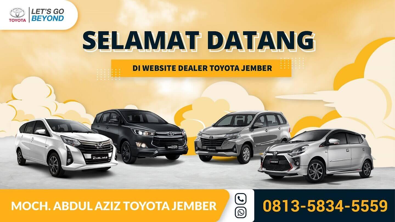 Dealer Toyota Jember