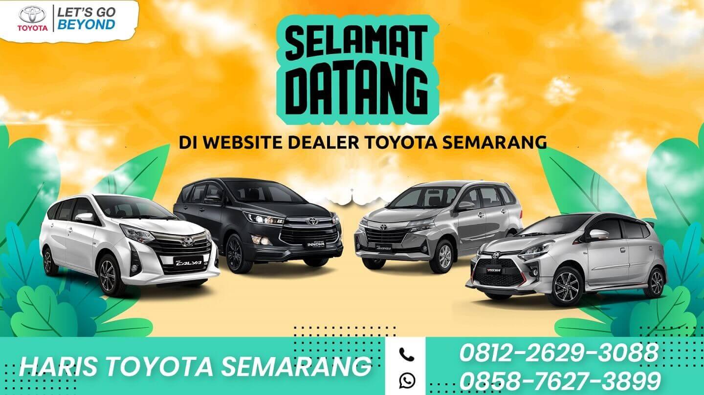 Dealer Toyota Semarang Info Promo Cash Kredit Daftar Harga Terbaru