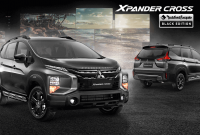 New Xpander Cross RF Black Edition
