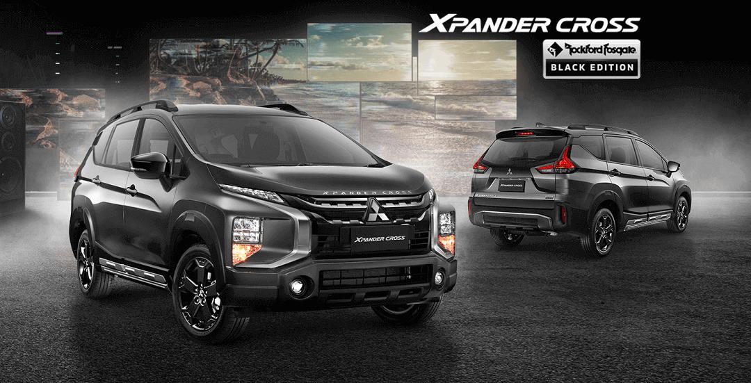 Spesifikasi Dan Harga Mitsubishi Xpander Cross Black Edition