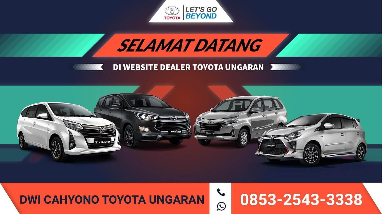 Dealer Toyota Ungaran
