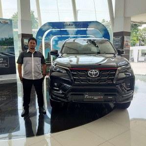 Profile Sales Huda Dealer Toyota Jepara