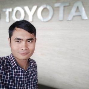 Profile Sales CECEP Dealer Toyota Cianjur